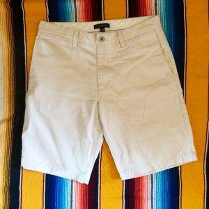 Banana Republic Khaki Shorts - Size 32